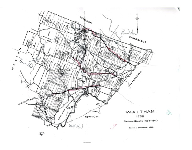 Waltham slide 1900 map jpg