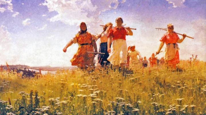 Andrei Mylnikov - In Peaceful Fields